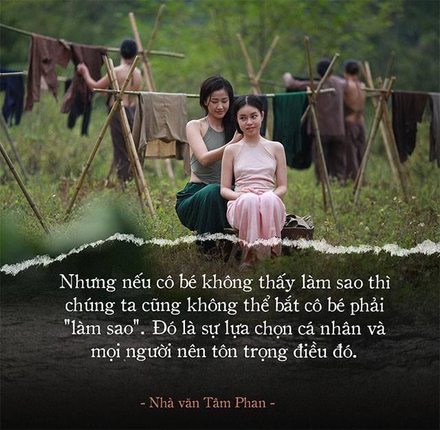 """Trang Hạ nói về việc để bé gái 13 tuổi đóng cảnh 18+ trong """"Vợ Ba"""": Tại sao không phải một diễn viên đóng thế ngực trần? - Ảnh 9."""