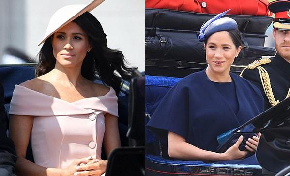 Từng bị chê thậm tệ vì lấn lướt cả Công nương Diana và Kate Middleton, giờ đây Meghan Markle đã khiêm tốn sửa lỗi sai trang phục - Ảnh 8.