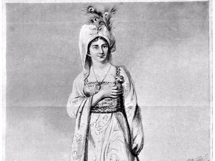 """Câu chuyện về công chúa Caraboo đến từ vùng đất bí ẩn và màn lừa đảo ngoạn mục ai cũng phải """"ngả mũ"""" xin thua - Ảnh 2."""