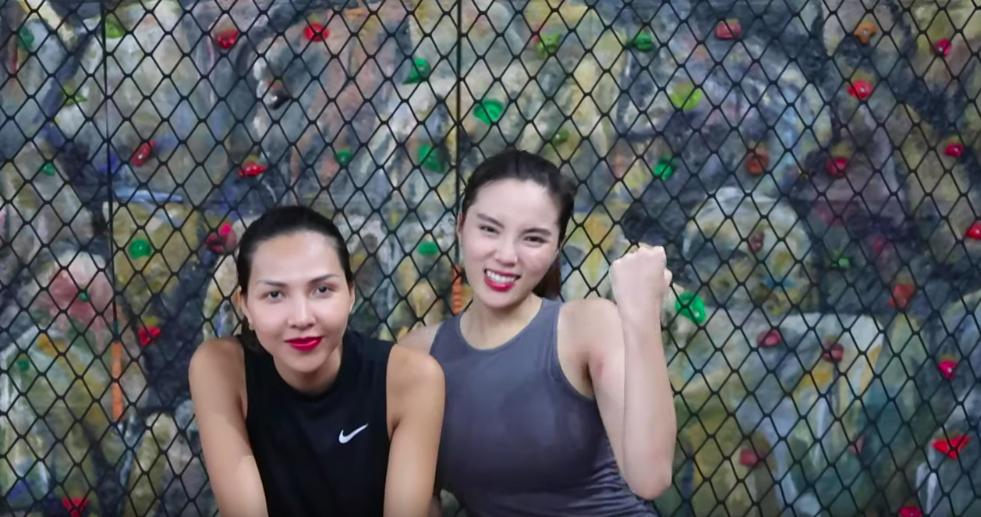 Cuộc đua kỳ thú 2019: Lộ clip Kỳ Duyên bơi cực sexy, quấn quýt bên Minh Triệu không rời  - Ảnh 10.