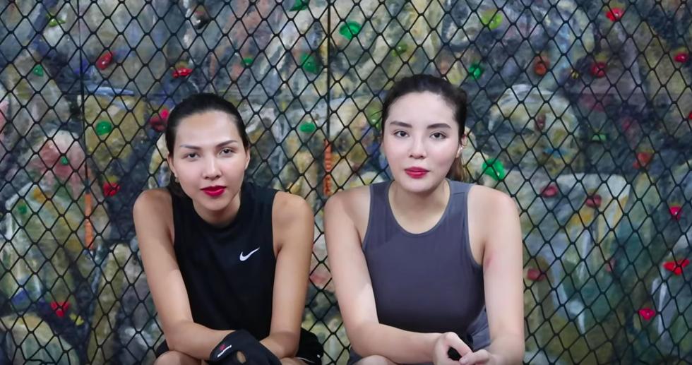 Cuộc đua kỳ thú 2019: Lộ clip Kỳ Duyên bơi cực sexy, quấn quýt bên Minh Triệu không rời  - Ảnh 9.