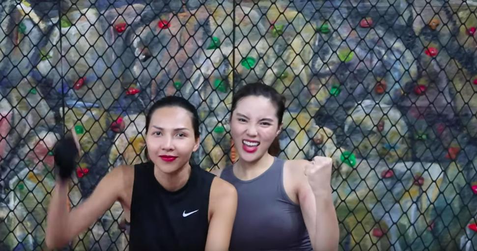 Cuộc đua kỳ thú 2019: Lộ clip Kỳ Duyên bơi cực sexy, quấn quýt bên Minh Triệu không rời  - Ảnh 8.