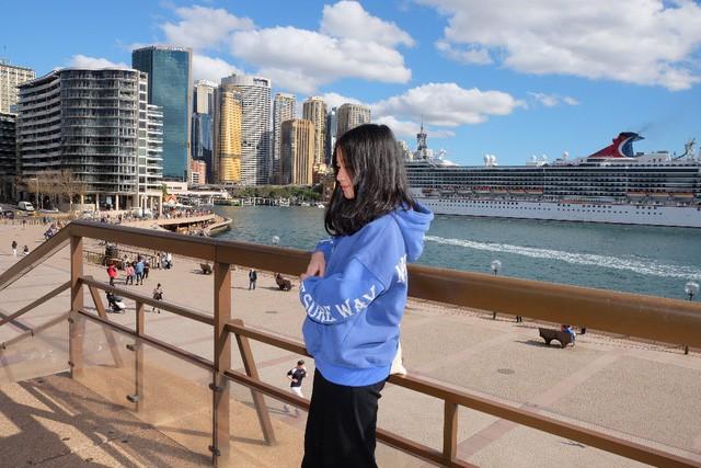 Trở về từ Úc, quán quân Adelaide Dream Nguyễn Trà My nói gì? - Ảnh 3.