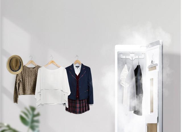 5 lý do khiến tủ chăm sóc quần áo LG Styler xứng danh người hùng bảo vệ sức khỏe gia đình - Ảnh 2.