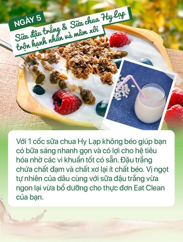 7 công thức bữa sáng chuẩn Eat clean cho chị em chăm chút từ dáng đến da trong cả tuần - Ảnh 4.