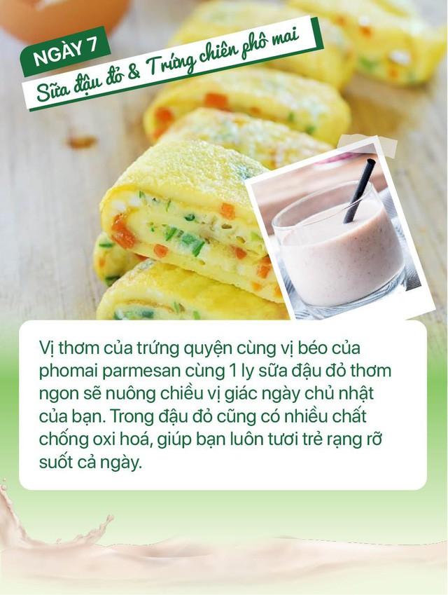 7 công thức bữa sáng chuẩn Eat clean cho chị em chăm chút từ dáng đến da trong cả tuần - Ảnh 6.