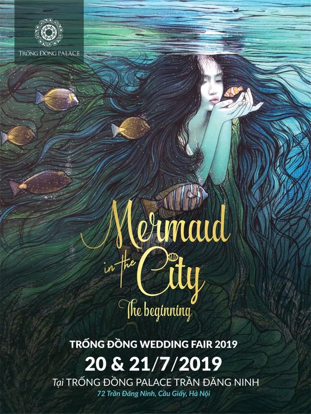 Khởi đầu hành trình hôn nhân hạnh phúc với Trống Đồng Wedding Fair 2019 - Ảnh 1.