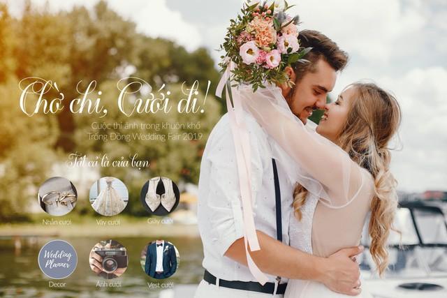Khởi đầu hành trình hôn nhân hạnh phúc với Trống Đồng Wedding Fair 2019 - Ảnh 3.