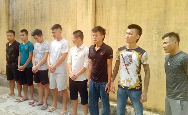 Nối gót Khá Bảnh, giang hồ mạng Long 9 ngón bị khởi tố, bắt tạm giam - Ảnh 1.