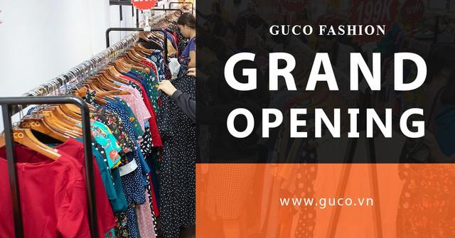 Khuyến mãi khủng nhân dịp khai trương showroom mới của GUCO - Ảnh 1.