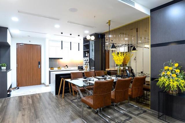 Hoàn thiện trọn gói nội thất căn hộ 98m2 chưa tới 1 tỷ phù hợp với vợ chồng trẻ - Ảnh 1.