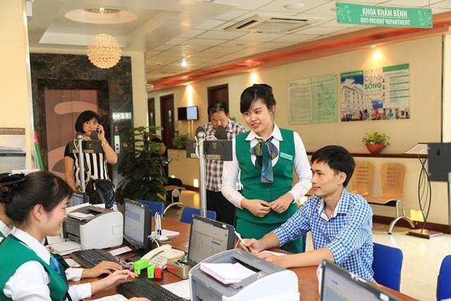 Bệnh nhân hưởng nhiều lợi ích nhờ thông tuyến bảo hiểm y tế tại Bệnh viện Thu Cúc - Ảnh 2.