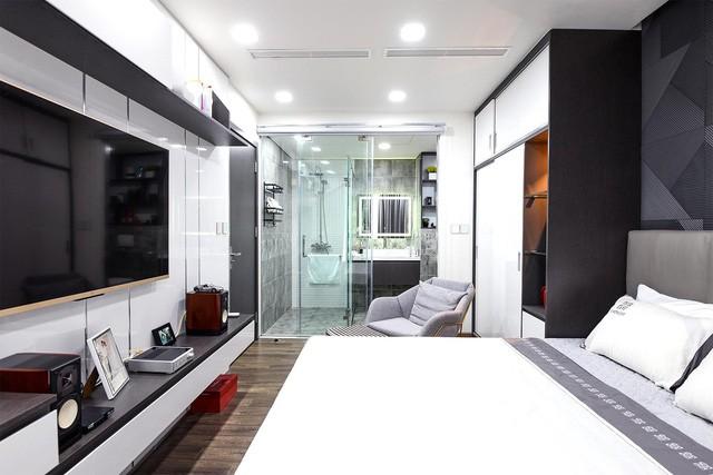 Hoàn thiện trọn gói nội thất căn hộ 98m2 chưa tới 1 tỷ phù hợp với vợ chồng trẻ - Ảnh 5.