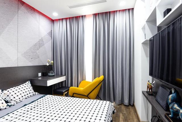 Hoàn thiện trọn gói nội thất căn hộ 98m2 chưa tới 1 tỷ phù hợp với vợ chồng trẻ - Ảnh 6.