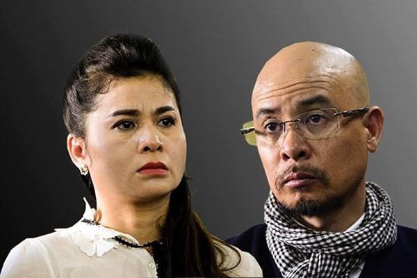 Vợ chồng ông chủ Trung Nguyên lại ra tòa ở Bình Dương - Ảnh 1.