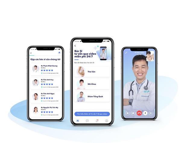 Ứng dụng đặt bác sỹ khám tại nhà lọt top 100 sản phẩm, dịch vụ tốt nhất cho gia đình và trẻ em - Ảnh 2.