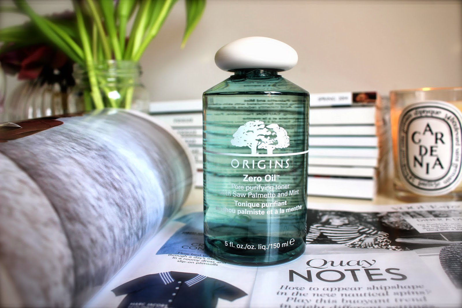 Origins Zero Oil Pore Purifying Toner - Review on Fashion Mumblr