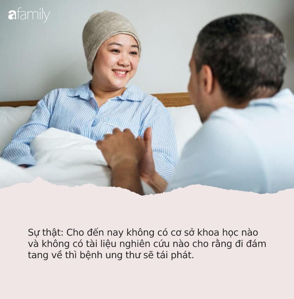Bác sĩ bệnh viện Ung bướu chỉ ra những quan niệm sai lầm đẩy bệnh nhân ung thư nhanh tới cửa tử, nên ngừng tin ngay lập tức - Ảnh 8.
