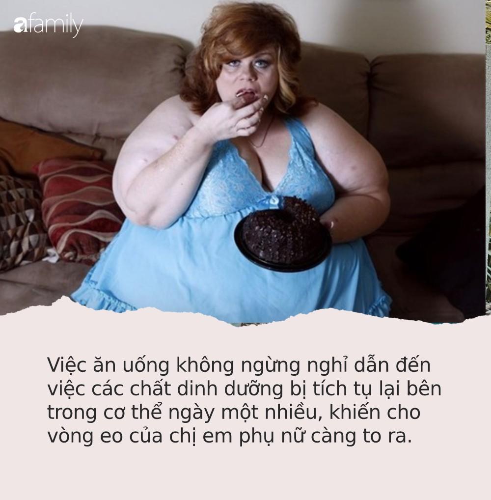 Ăn xong đã vội vã làm 5 việc này chị em đừng hỏi vì sao cứ tăng cân không phanh, ăn ít mà vẫn mập - Ảnh 2.