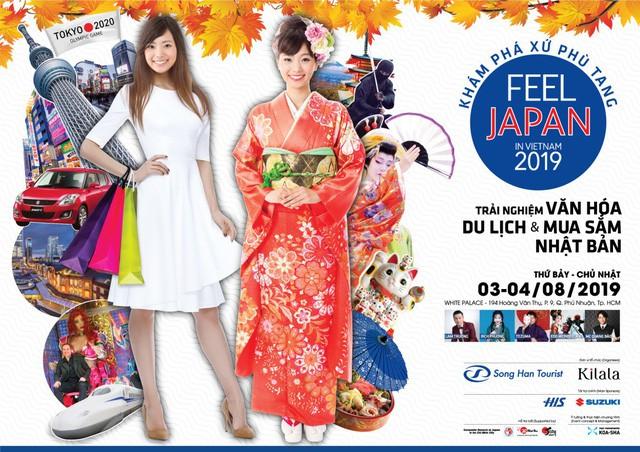 Thiên đường ẩm thực Nhật tại Lễ hội chuẩn 5 sao dành cho gia đình - Ảnh 1.