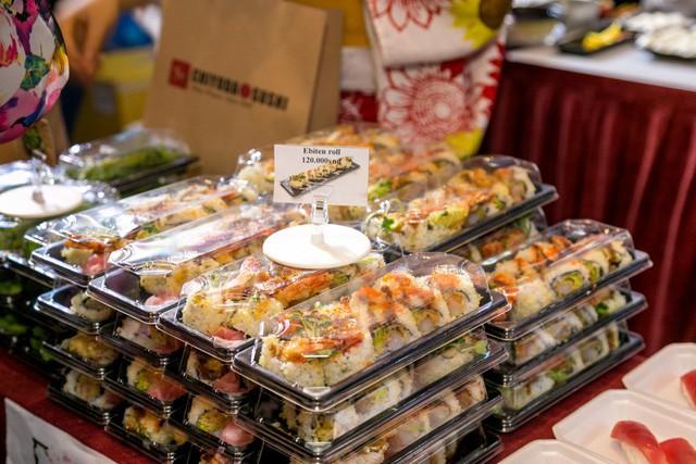 Thiên đường ẩm thực Nhật tại Lễ hội chuẩn 5 sao dành cho gia đình - Ảnh 3.