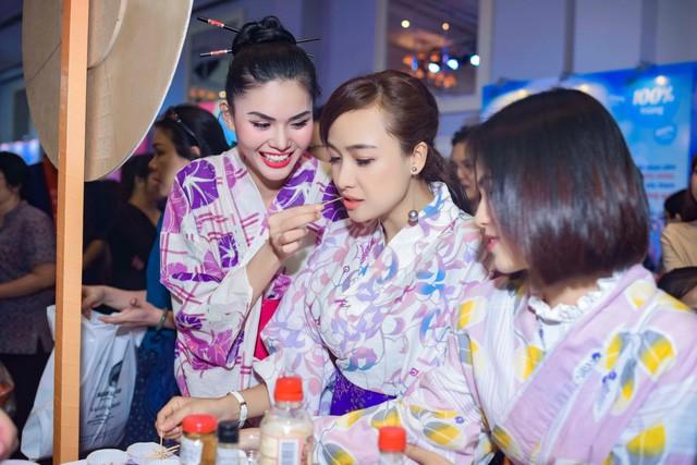 Thiên đường ẩm thực Nhật tại Lễ hội chuẩn 5 sao dành cho gia đình - Ảnh 4.
