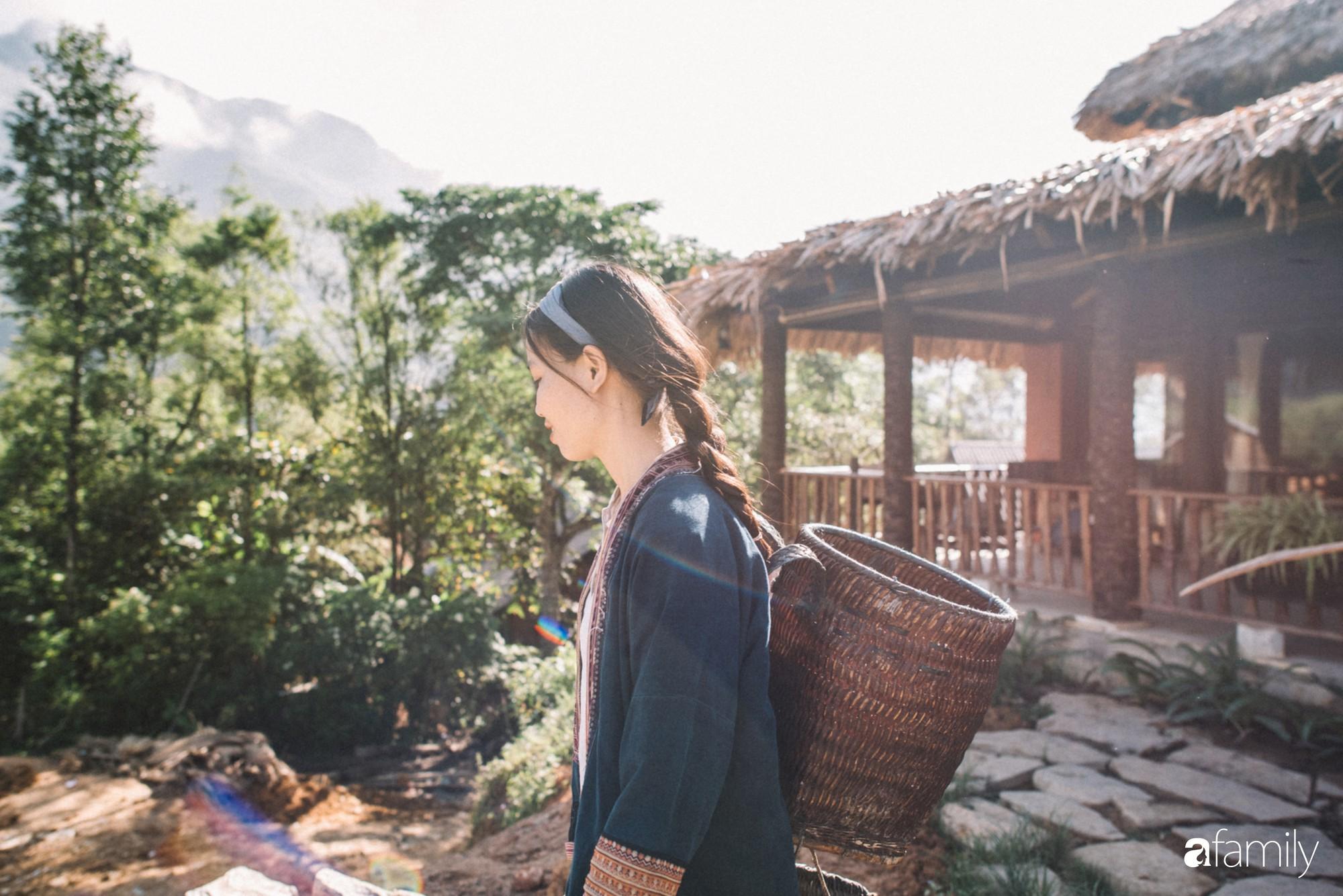 Cô designer bỏ Hà Nội lên rừng ẩn cư, ăn chay, lưu giữ thanh xuân rực rỡ qua những clip mỹ thực vạn người mê - Ảnh 13.
