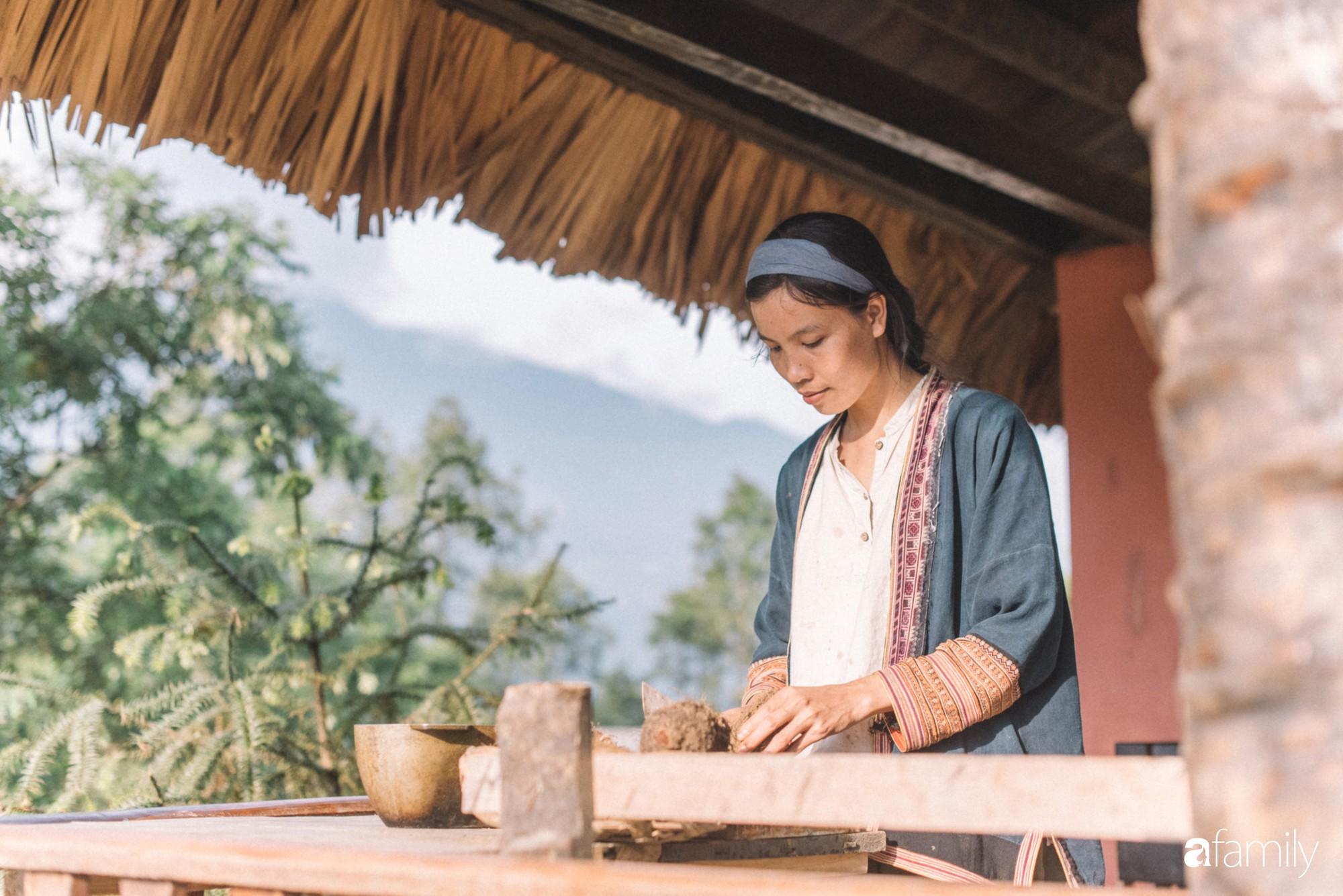 Cô designer bỏ Hà Nội lên rừng ẩn cư, ăn chay, lưu giữ thanh xuân rực rỡ qua những clip mỹ thực vạn người mê - Ảnh 8.