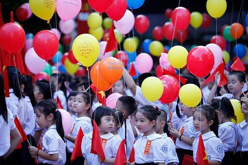 Hà Nội: Học sinh tựu trường sớm nhất từ 1/8, khai giảng toàn Thành phố vào 5/9 - Ảnh 1.