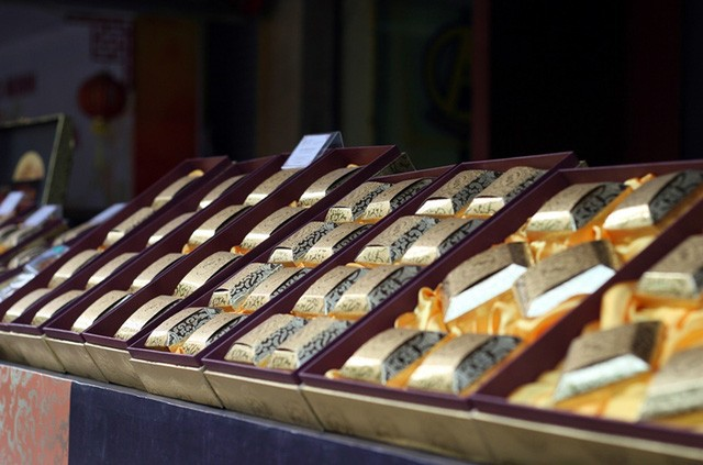 Mới đầu mùa, thị trường bánh Trung thu đã gây bất ngờ - Ảnh 1.
