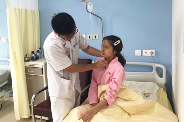 Cô gái Hải Phòng hóc thịt bò phải nhập viện cấp cứu - Ảnh 3.