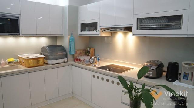 Tủ bếp Inox hệ module rời CNC – Xu hướng nội thất bếp tương lai - Ảnh 1.