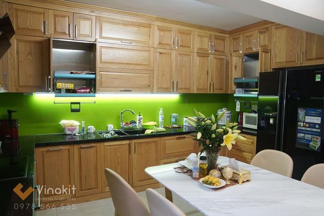 Tủ bếp Inox hệ module rời CNC – Xu hướng nội thất bếp tương lai - Ảnh 4.
