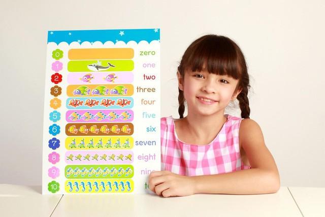 Phụ huynh nên cùng học toán với con trẻ - Ảnh 1.