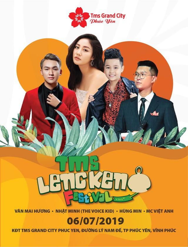 """Háo hức với """"TMS Leng keng Festival 2019"""" - không gì là giới hạn với sức sáng tạo trẻ - Ảnh 3."""