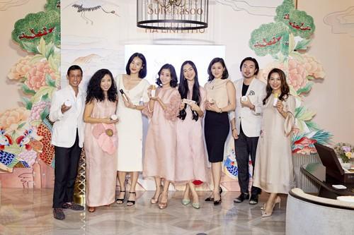 Helly Tống, Thanh Trúc Trương, Bùi Việt Hà tham gia sự kiện tôn vinh vẻ đẹp vượt thời gian của Sulwhasoo   - Ảnh 1.