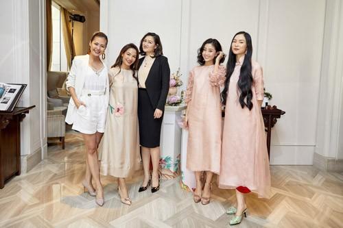 Helly Tống, Thanh Trúc Trương, Bùi Việt Hà tham gia sự kiện tôn vinh vẻ đẹp vượt thời gian của Sulwhasoo   - Ảnh 3.