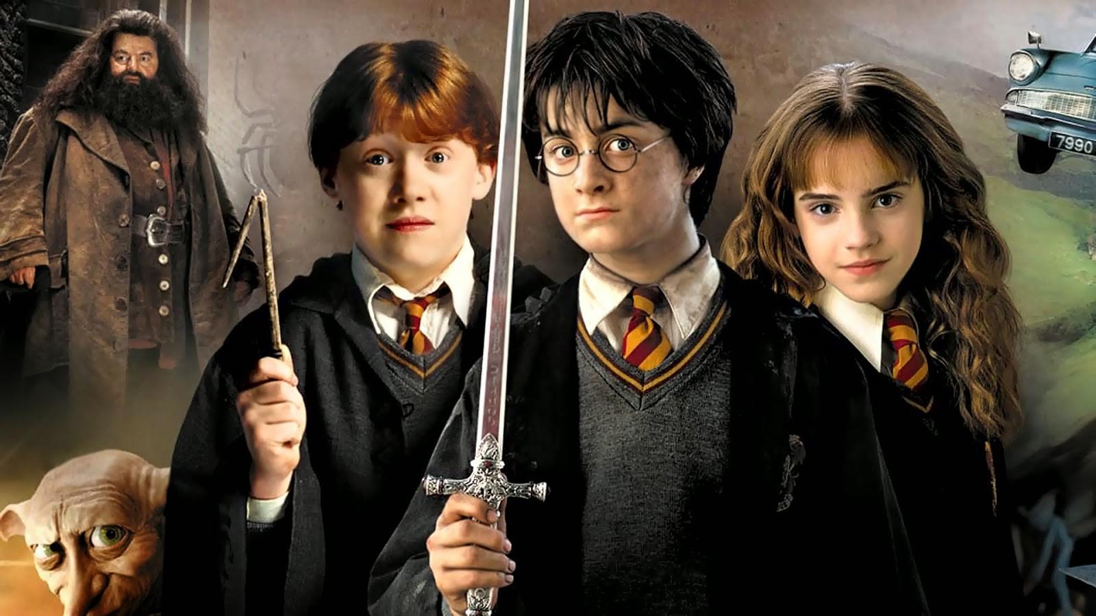 """""""Harry Potter"""" được làm lại thành phim dài tập, diễn viên được tuyển chọn trên toàn cầu - Ảnh 4."""