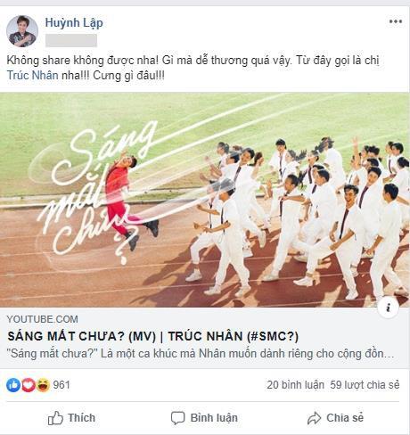 """Cả cộng đồng mạng lẫn dàn sao Việt đều điêu đứng vì loạt ca từ quá """"bạo"""" và màn cướp rể trong MV của Trúc Nhân - Ảnh 6."""