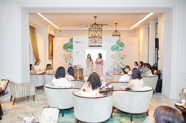Helly Tống, Thanh Trúc Trương, Bùi Việt Hà tham gia sự kiện tôn vinh vẻ đẹp vượt thời gian của Sulwhasoo   - Ảnh 5.