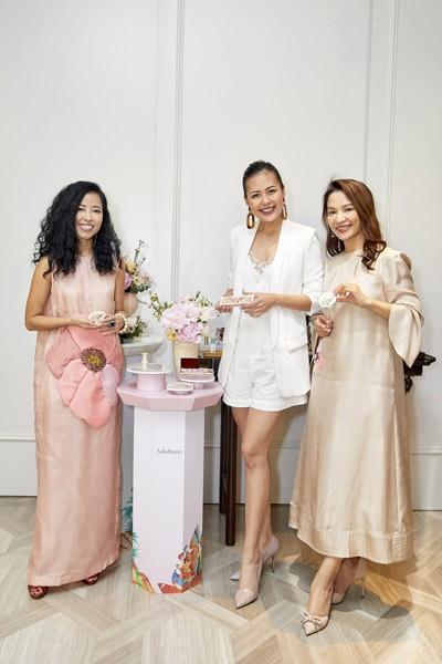 Helly Tống, Thanh Trúc Trương, Bùi Việt Hà tham gia sự kiện tôn vinh vẻ đẹp vượt thời gian của Sulwhasoo   - Ảnh 9.