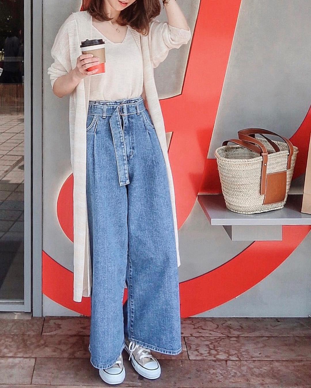 4 món đồ jeans bạn nên