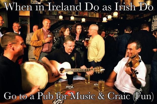 """Lối sống """"craic"""" kỳ lạ của người Ireland: Không tiêu xài hoang phí, người vô gia cư hay tỷ phú đều được đối xử công bằng - Ảnh 1."""