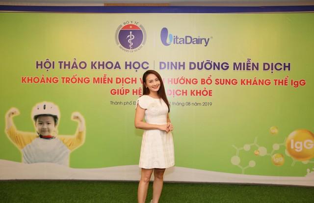 Cộng đồng mẹ bỉm sữa gật gù trước tiết lộ này của Bảo Thanh - Ảnh 1.