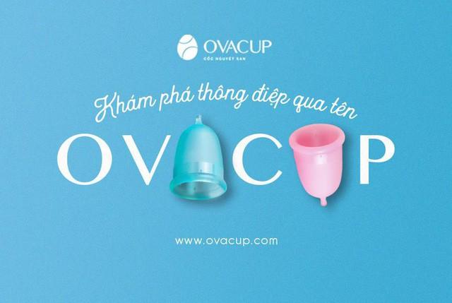 Cốc  nguyệt san Ovacup - Lý do hàng triệu phụ nữ tin dùng sản phẩm - Ảnh 1.
