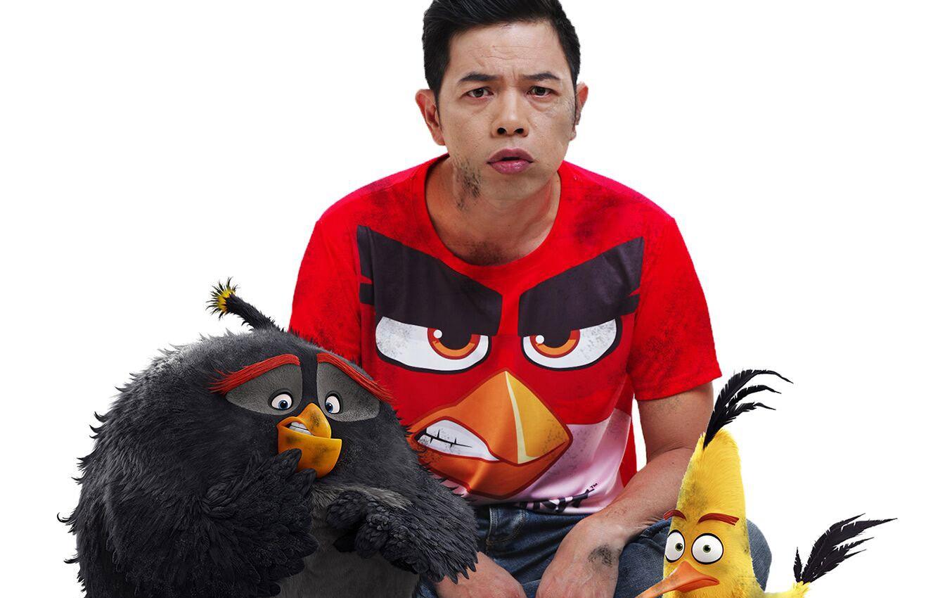 """Thái Hòa chia sẻ lý do lồng tiếng """"Angry Birds 2"""" gây xúc động - Ảnh 9."""