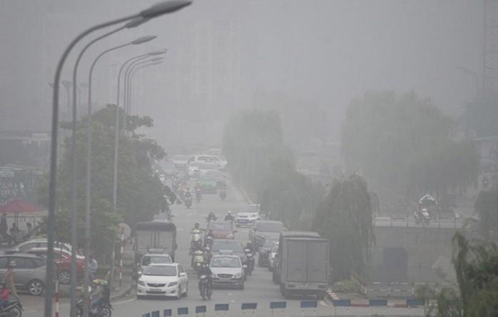 Bụi không khí: Càng nhỏ càng nguy hiểm với sức khỏe - Ảnh 2.