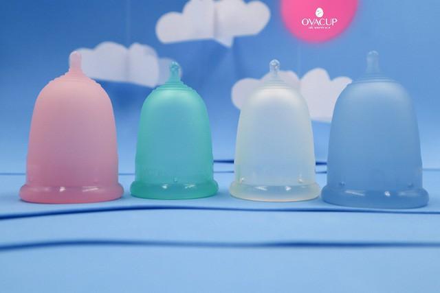 Cốc  nguyệt san Ovacup - Lý do hàng triệu phụ nữ tin dùng sản phẩm - Ảnh 3.