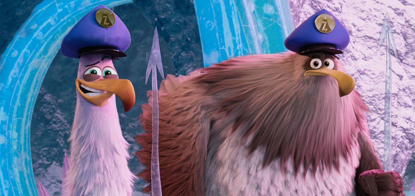 """Thái Hòa chia sẻ lý do lồng tiếng """"Angry Birds 2"""" gây xúc động - Ảnh 3."""
