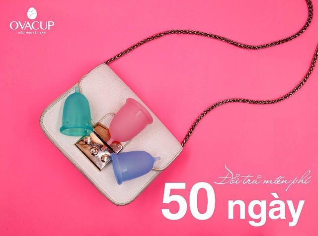 Cốc  nguyệt san Ovacup - Lý do hàng triệu phụ nữ tin dùng sản phẩm - Ảnh 5.